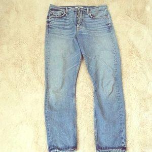 GRLFRND KAROLINA High Waisted Jeans Size 30